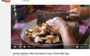 mie sop bacok youtube