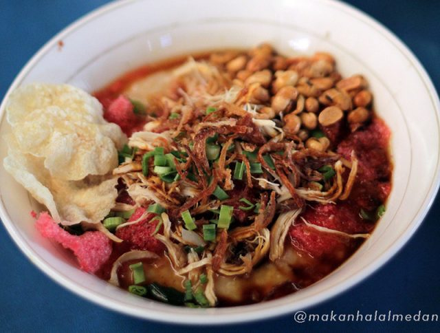 bubur ayam bang boy multatuli