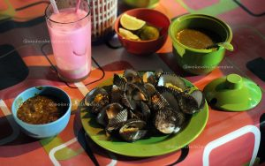 kerang rebus omving the best