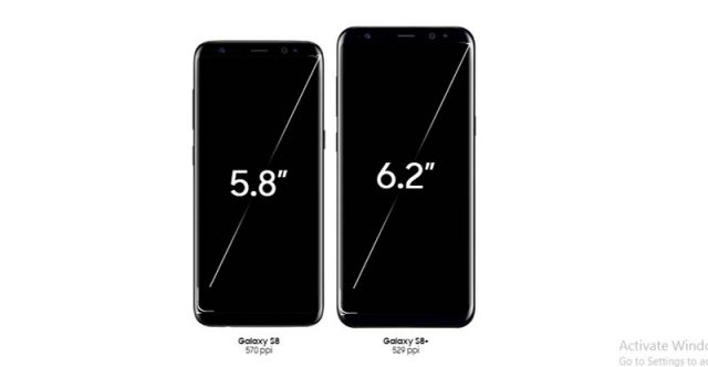 Samsung S8 galaxy good