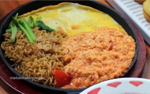 indomie hot plate kudeta