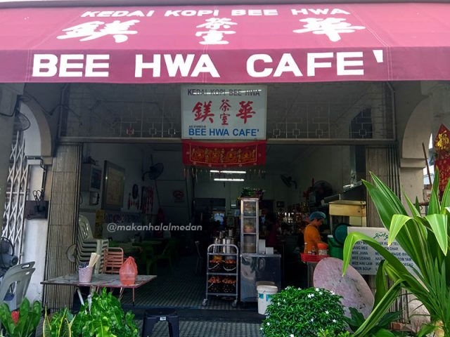 Bee Hwa Cafe Penang_Halal